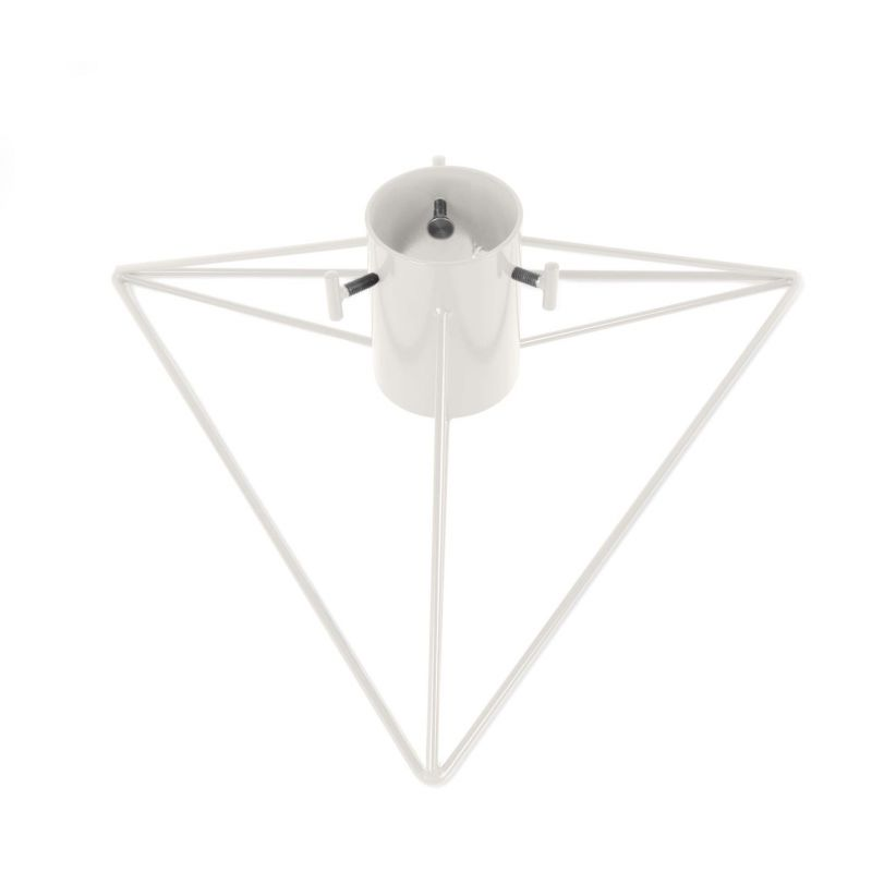 Christmas tree stand - white