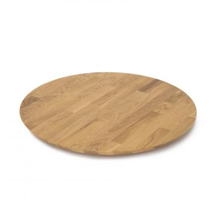 MEDIUM COFFEE TABLE TOP - SOLID OAK