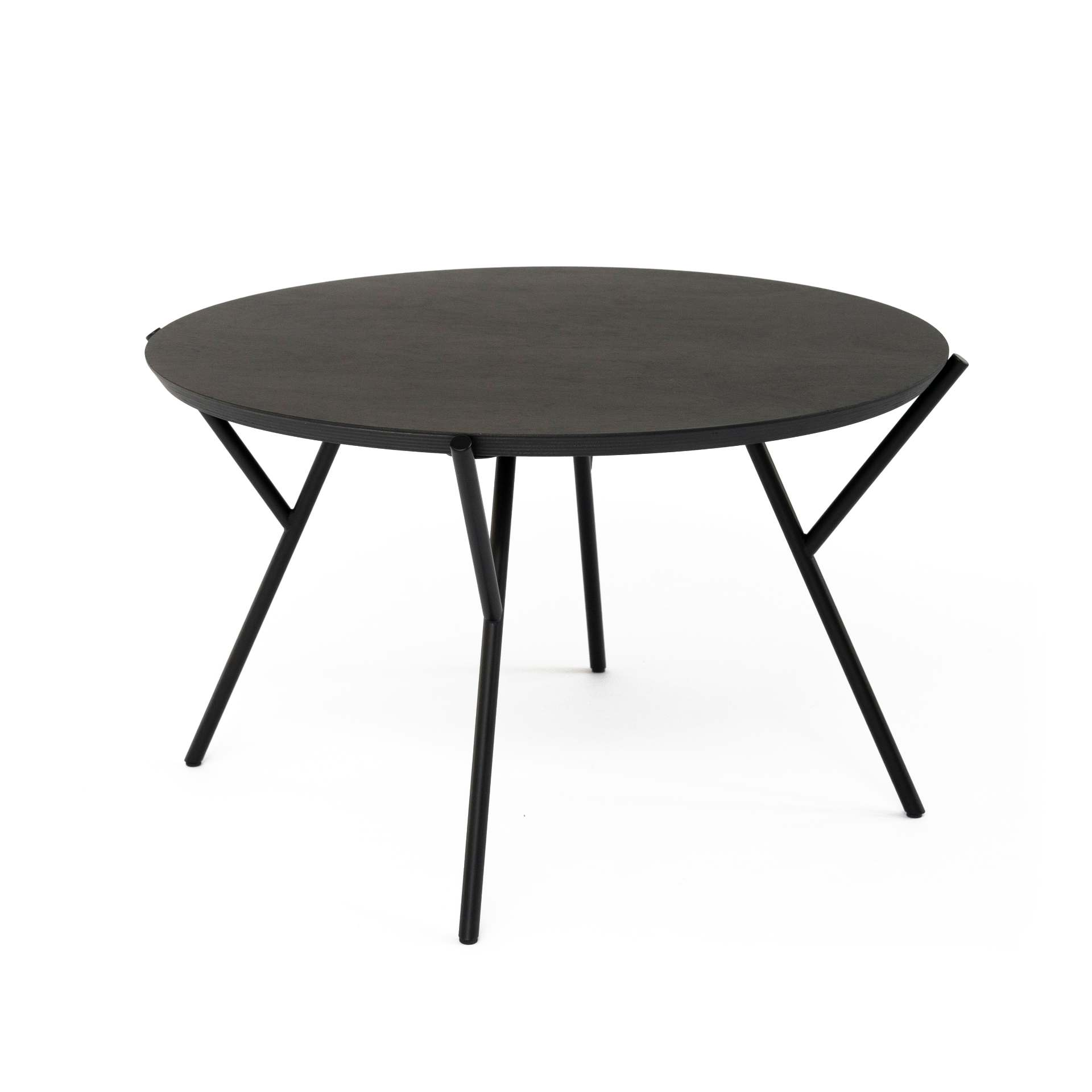 BLACK COFFEE TABLE - BIRCH PLYWOOD